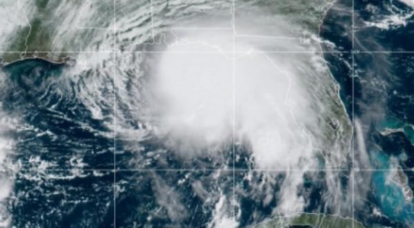 En alerta Estados Unidos ante llegada de huracán Sally