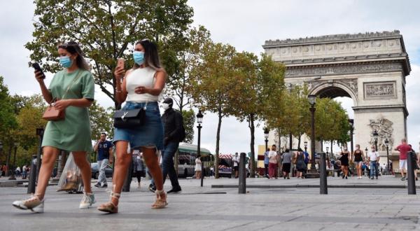 En un día Francia registra 10 mil 561 positivos por COVID-19