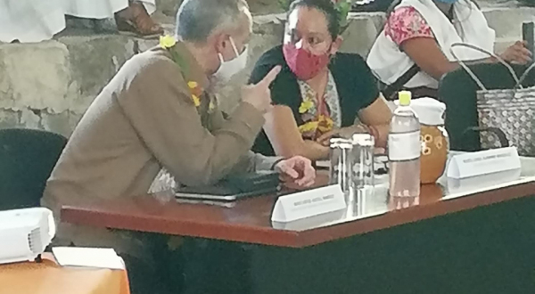 """Hay que esperar"", pide López-Gatell en Cuetzalan para reiniciar actividades"