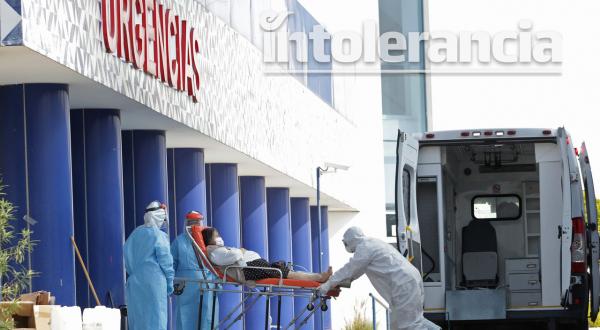 No sólo son respiratorias las muertes por Covid-19 en Puebla