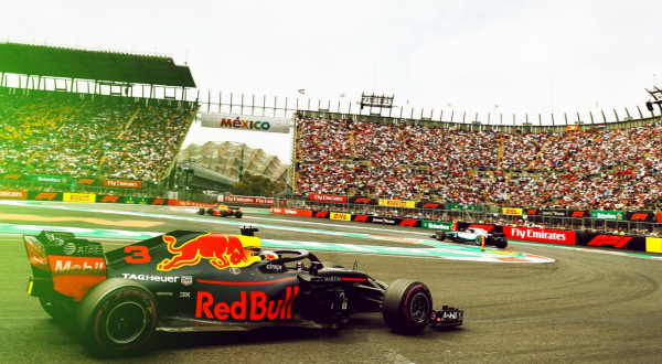 Por coronavirus, no habrá Gran Premio de México de la F1