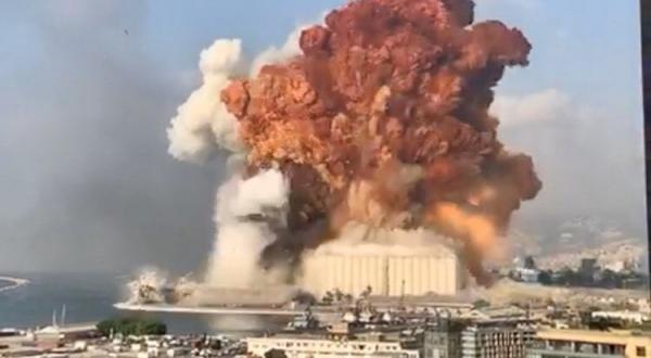 Explota un almacén del puerto de Beirut; se desconoce si hay víctimas
