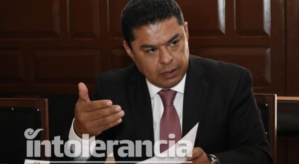 Reorientación de 500 mdp derivan de la cancelación de actividades: Ángel Rivera Ortega