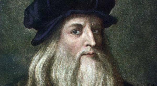 Encuentran ADN de Leonardo Da Vinci en sus dibujos