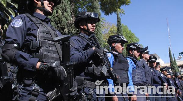 El 98.8% de policías de la SSC tienen vigente el control de confianza