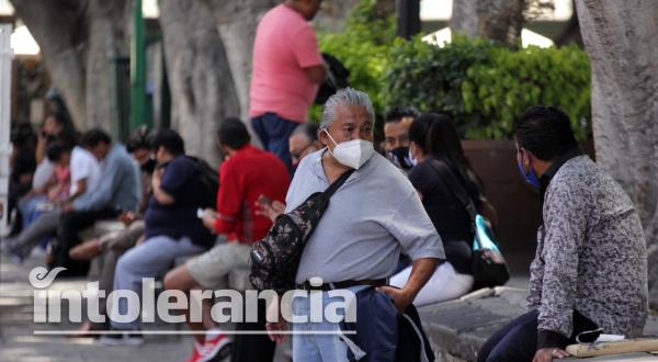 En vivo: repuntan contagios de Covid-19 en Puebla, 377 casos en últimas 24 horas.