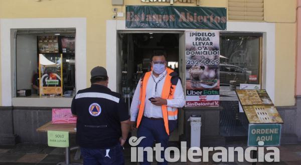 Ayuntamiento sancionará a negocios que no cumplan con decreto estatal en fiestas patrias