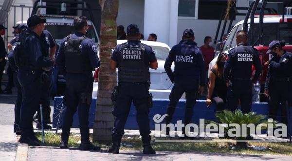 Otorgará gobierno aumento salarial del 14% a policías estatales