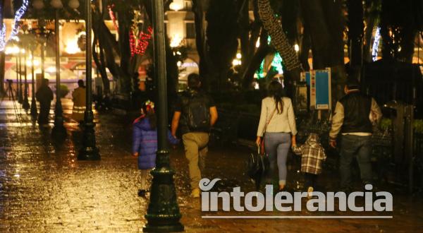 Saldo blanco reporta Ayuntamiento en celebraciones del 15 de septiembre