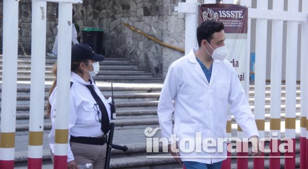 Con 2 mil 600 fallecidos por Covid-19, Puebla se encuentra en un 'rojo infierno'