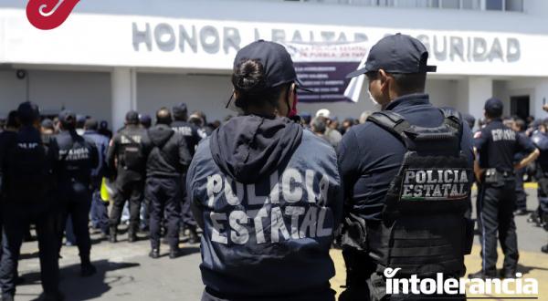 Reconoce Gobierno como justas las demandas de los policías estatales