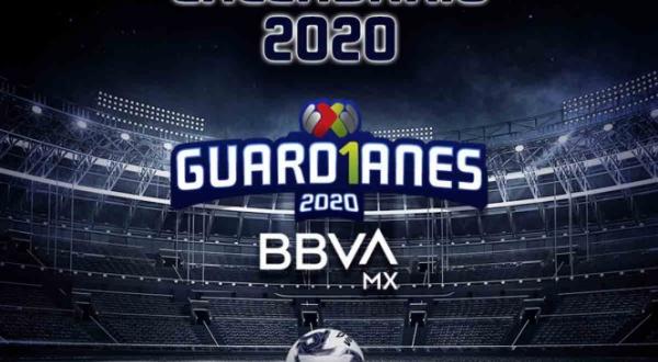 Presentan el calendario del Torneo Guard1anes 2020