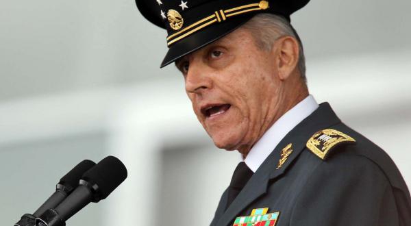 Video: Detienen en Estados Unidos al general Salvador Cienfuegos