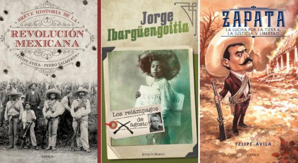 Conmemora Grupo Planeta la Revolución Mexicana