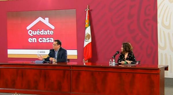 Confirma Secretaría de Salud 32 mil 944 casos activos de Covid-19 y más de 47 mil decesos