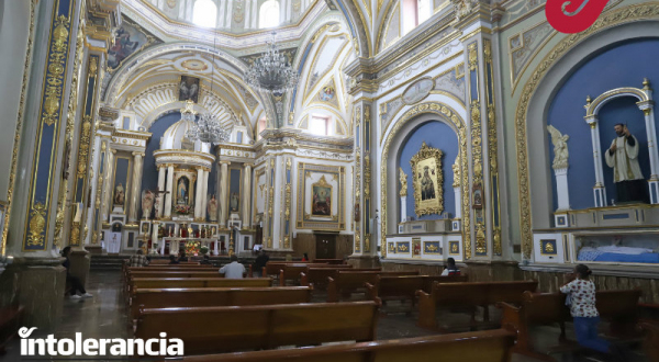 Foto: Agencia Enfoque / Catedral de Tehuacán