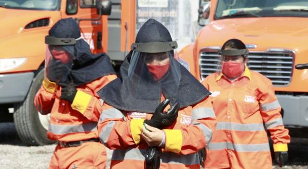 Fallece trabajador de limpia por problemas pulmonares