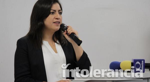 Claudia Rivera valora transparencia en licitaciones y manejo de recursos
