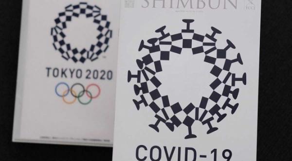Por ser similar al coronavirus, logo de Tokio 2020 desata polémica