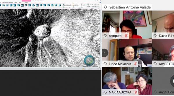 Realizan reunión extraordinaria para analizar la actividad del Popocatépetl