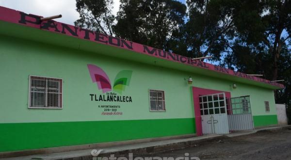 Por Covid aumenta mortalidad en Tlalancaleca, reconoce alcaldesa Elizabeth Morales