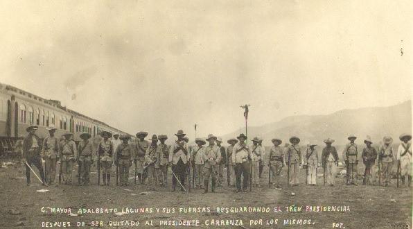 Dedica Mirada Ferroviaria edición a ferrocarriles constitucionalistas