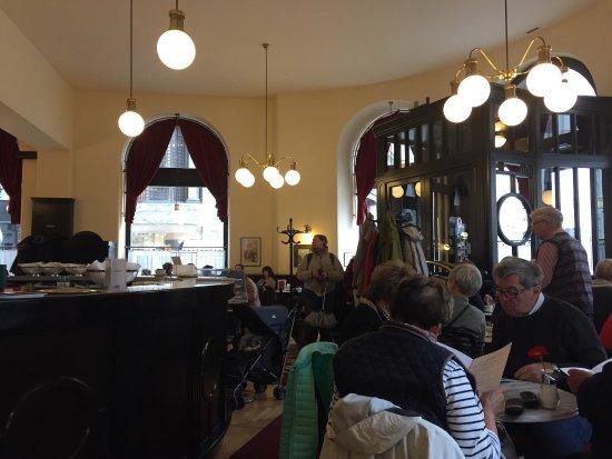 Café Klimt, Viena.