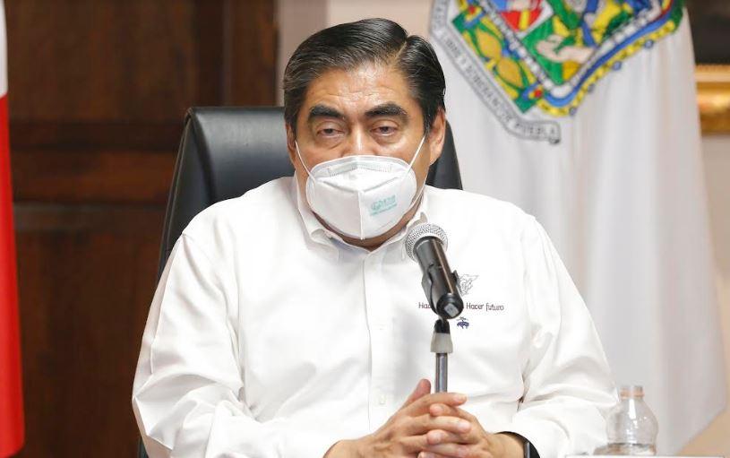 """Eliminar """"basura electoral y guerra sucia"""", pretende Miguel Barbosa ante propuesta de reforma electoral"""