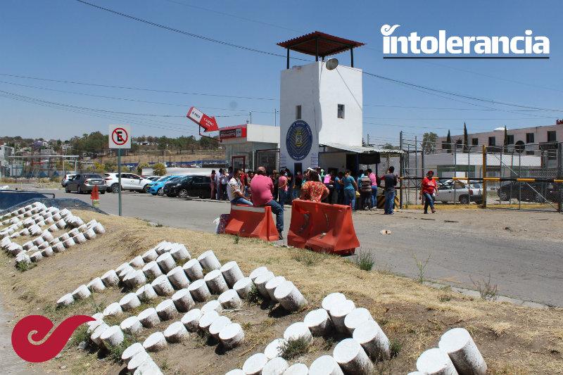 Foto: Agencia Enfoque (Cereso de San Miguel)