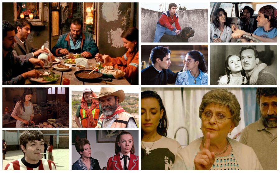 Para disfrutar el fin de semana y en las fiestas patrias, producciones mexicanas inolvidables