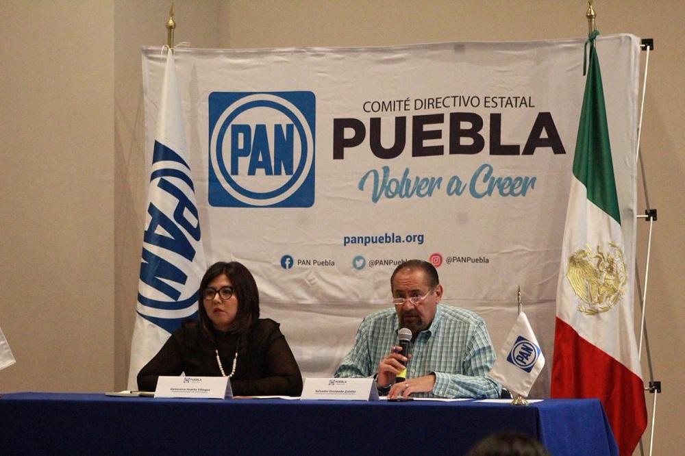 Foto: Twitter/@PANPUEBLA