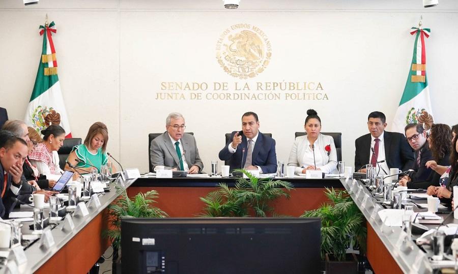 Foto: Twitter/ @senadomexicano
