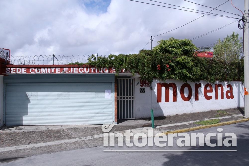Con asambleas distritales arranca proceso de renovación de Morena Puebla, en medio del Covid-19