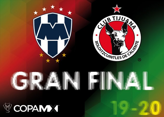 Definen fechas para la final de la Copa MX