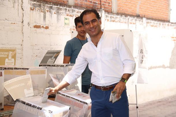 07-2018 | Chaín terminó en cuarto lugar en las elecciones