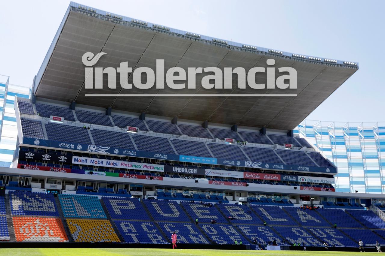 Anuncia Gobierno Estatal apertura de señal para los juegos del Puebla como local