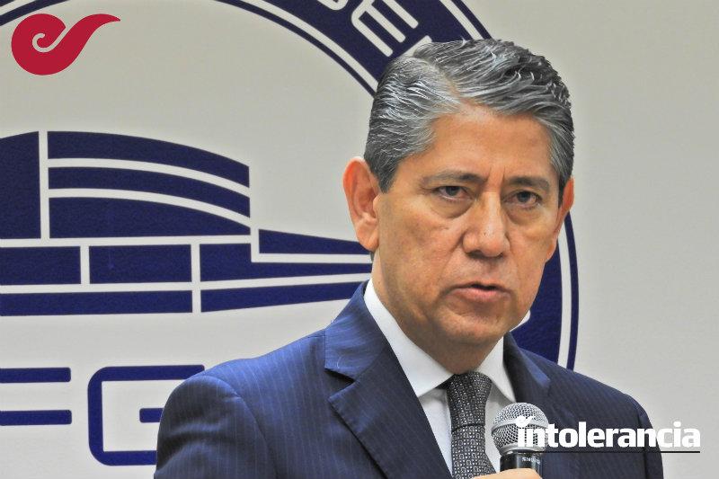 Foto: Agencia Enfoque (Archivo- Fiscal Gilberto Higuera)