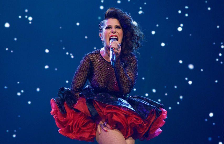 Alejandra Guzmán en concierto