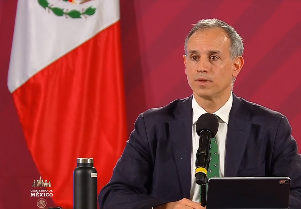 Suman 24 mil 734 casos activos de coronavirus en México: Secretaría de Salud
