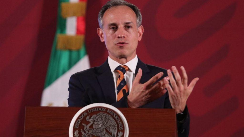 Contemplan visita de López-Gatell a Puebla la próxima semana