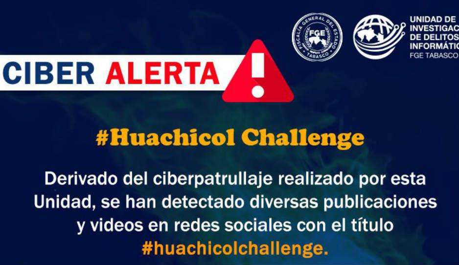 Foto: Unidad de Investigación de Delitos Informáticos de la Fiscalía de Tabasco (Twitter)
