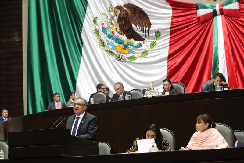 Ventas por catálogo no se gravarán; demostramos independencia de Poderes: Saúl Huerta