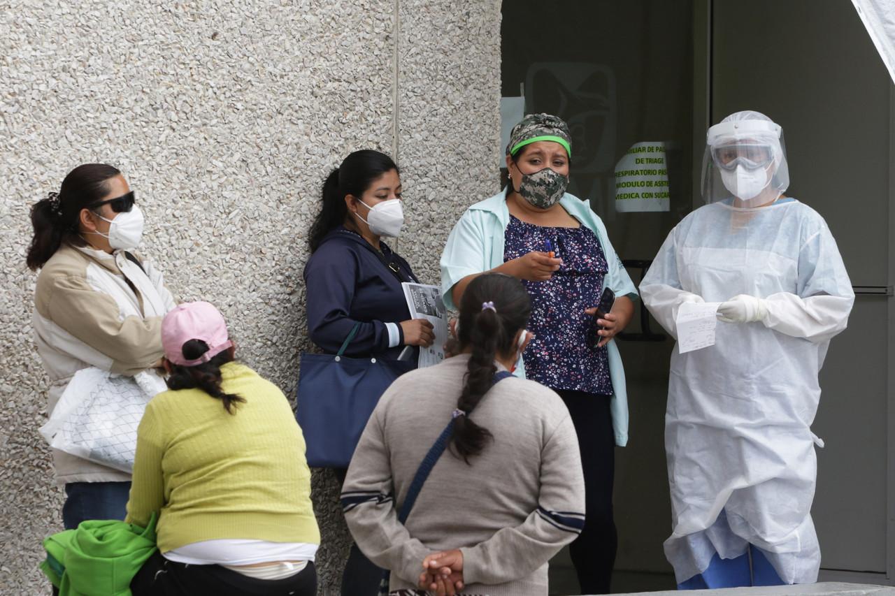 Puebla registra más de 800 pacientes hospitalizados por Covid-19