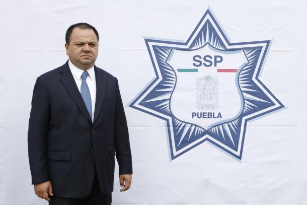 08/2015 | Rodríguez Almeida asumió la titularidad de la SSP de Puebla.