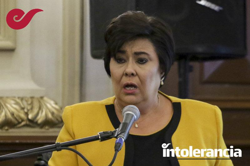 María de Lourdes Rosales Martínez celebra reducción de incidencia delictiva en Puebla