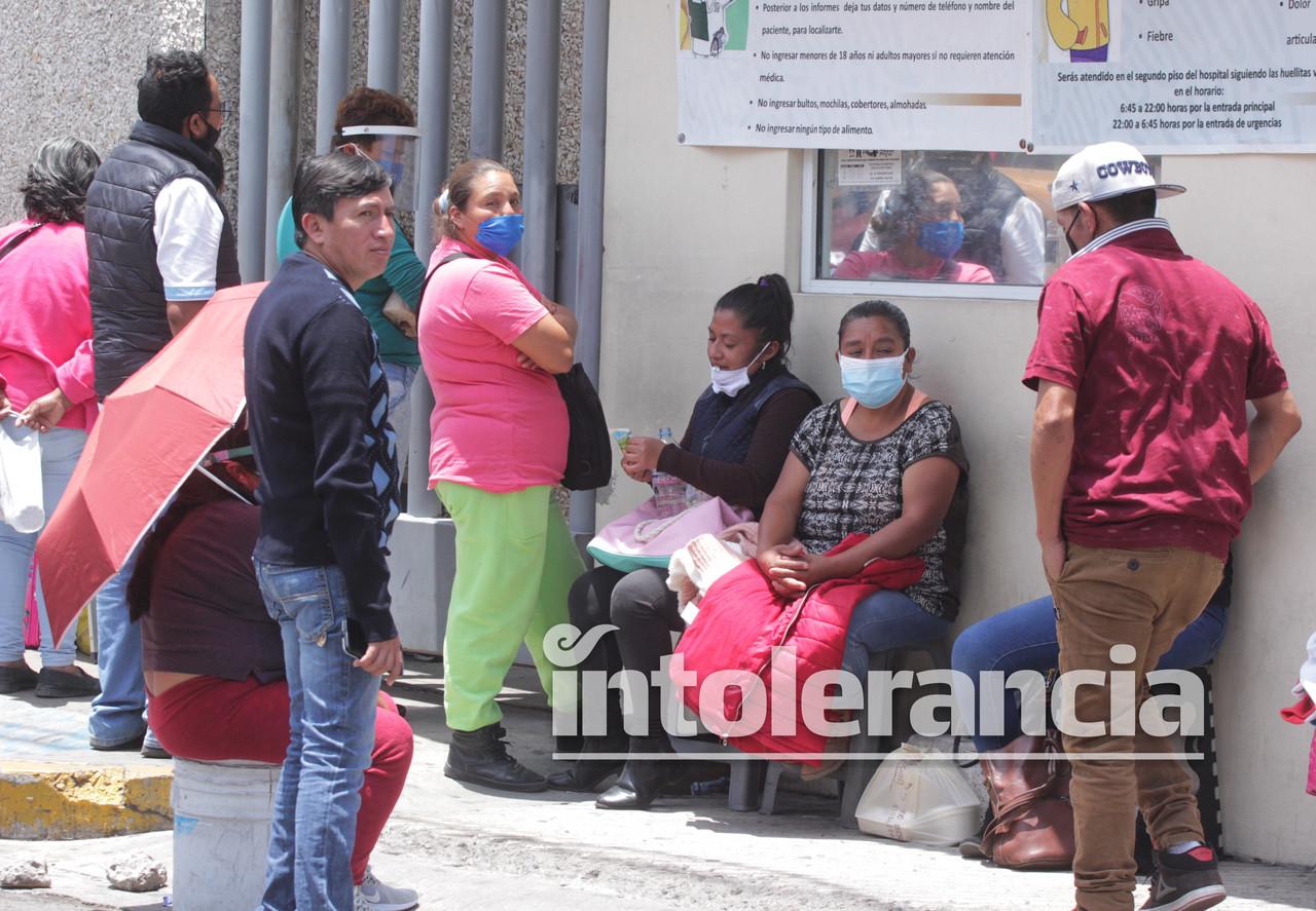 Llegan a Puebla más pruebas para Covid-19, suman 10 mil 229 positivos y mil 390 fallecidos