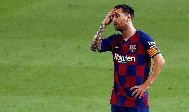 Messi cumple y no asiste a pruebas médicas con el FC Barcelona