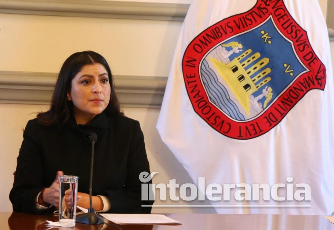 """Claudia Rivera exige congruencia política a Gabriel Biestro con la""""cuarta transformación"""""""