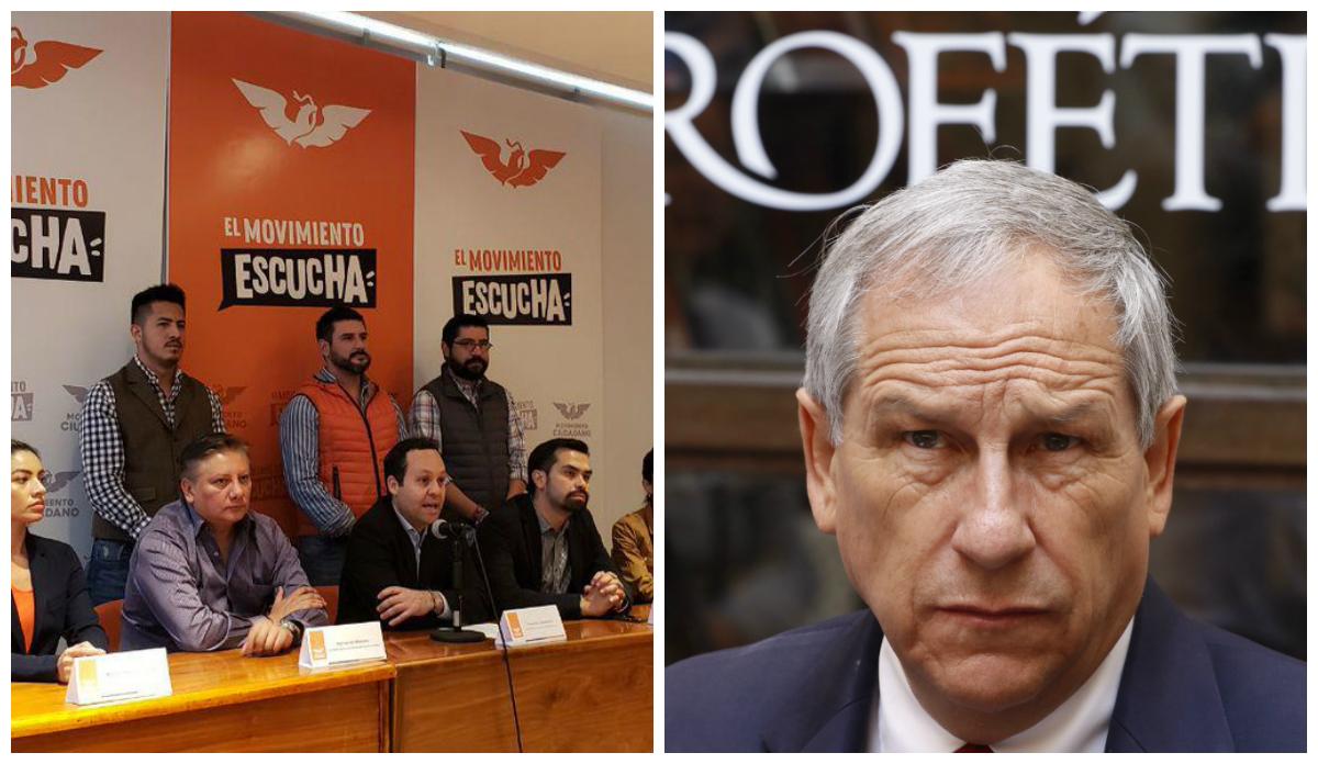 Foto: Especial (@MovCiudadanoMX / Agencia Enfoque)