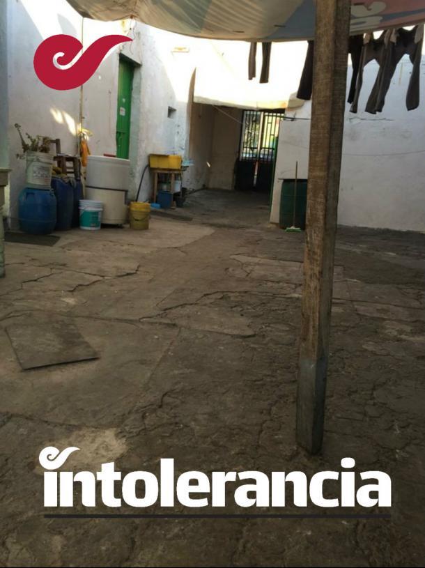 Foto: Intolerancia
